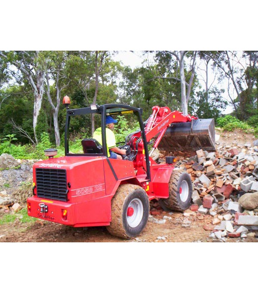 Articulated Wheel Loader gallery